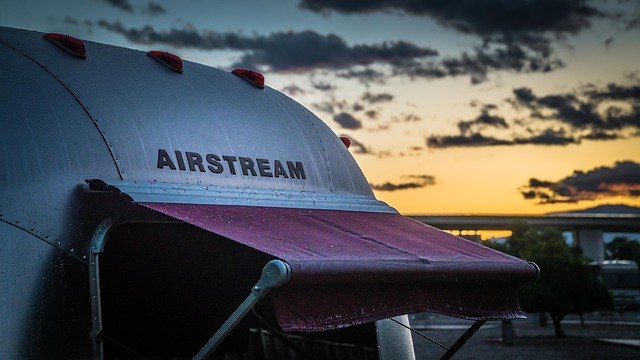 Airstream RV Storage