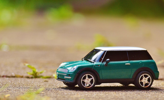 Mini Cooper - Car Storage